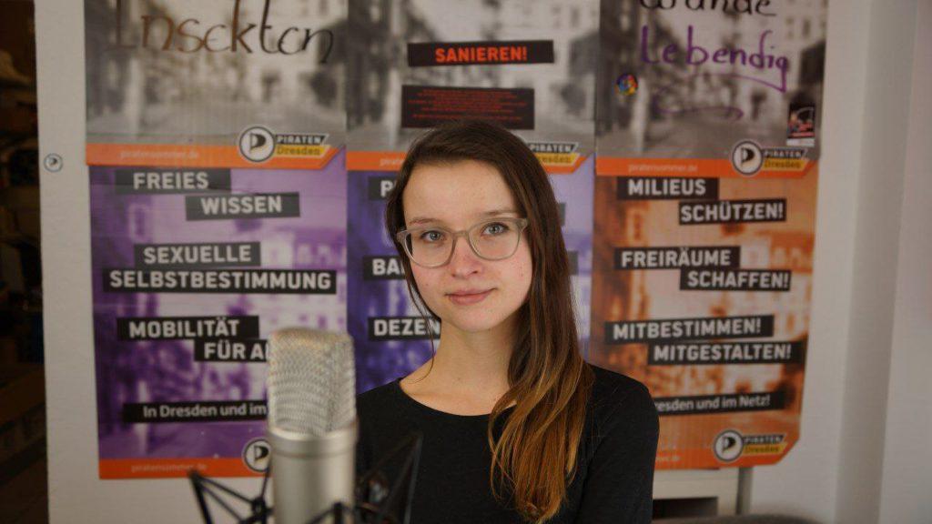 Listenkandidatin Platz 1 Anne Herpertz